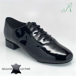 Windrush Black Patent (Absatzhöhe 1Inch=2.5cm)
